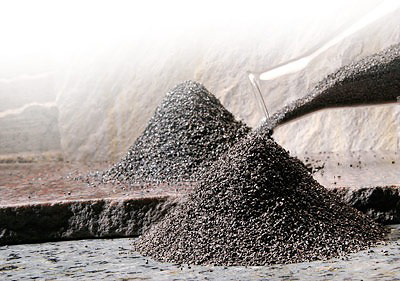Granalhas de Alto Carbono